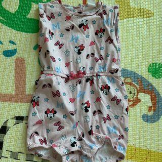 H&m minnie jumpsuit 9-12 months