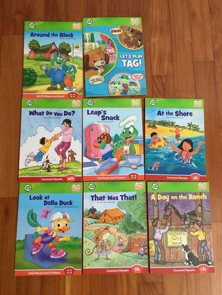 Leap Frog Books