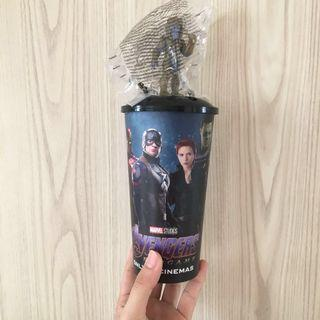 🚚 Avengers Drinking Cup Thanos