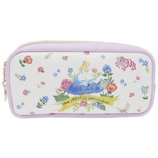 🇯🇵愛麗絲夢遊仙境 日本原裝正品 筆袋 ssb-s1417827