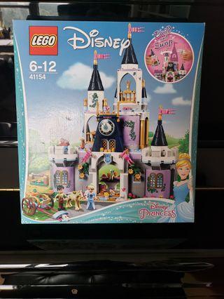 Lego Cinderella's castle (41154)