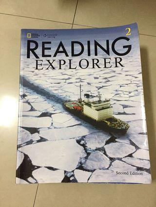 National Geographic Learning-READING EXPLORER