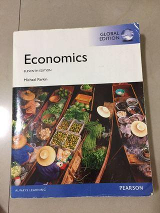 Economics 經濟學原理(大學教科書)