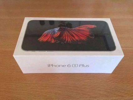 iPhone 6S Plus Garansi Resmi iBox BNIB