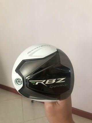 Golf Driver Taylormade RBZ 10.5 Degrees