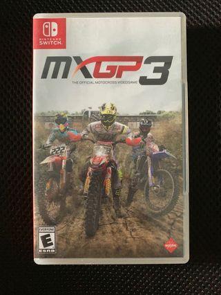 Nintendo switch Mxgp3