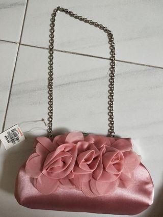 🚚 Pretty rose sling dinner bag