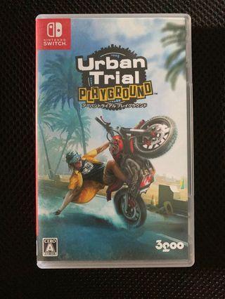 Nintendo switch Urban trial playground
