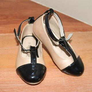 Prewalker Shoes / Sepatu Prewalker Bayi Anak Perempuan Tamagoo Jesslyn Beige