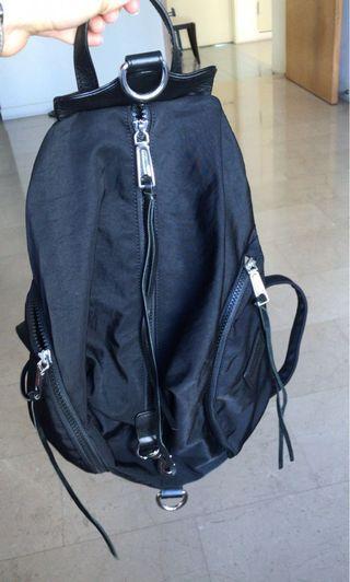 Rebecca Minkoff Black Backpack