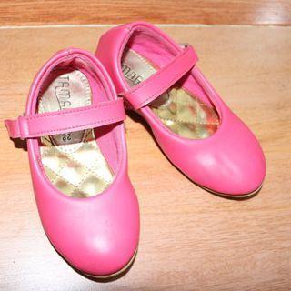 Prewalker Shoes / Sepatu Prewalker Bayi Anak Perempuan Tamagoo Kayla Pink Fuschia