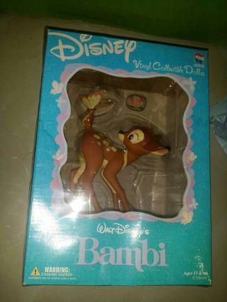 全新未開封 盒少殘 罕見 Medicom Toy VCD Bambi 小鹿斑比 Vinyl Collectible Dolls Disney Japan
