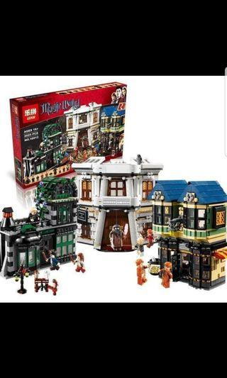 Lepin 16012 Harry potter Diagon Alley (10217)