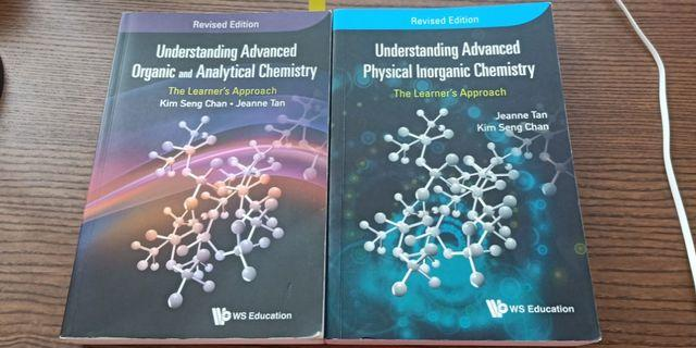 A Level Chemistry Textbook: Understanding Advanced Physical Inorganic Chemistry/analytical chemistry (Revised Edition)
