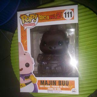 原裝正版全新 限量版 龍珠 肥布歐 朱古力色調 Funko Pop! Animation #111 Dragon Ball Z Majin Buu Chocolate Exclusive