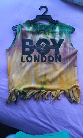 Boy London Tank top