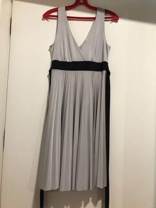 Short grey dress (forever21)