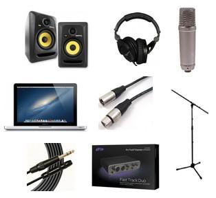 home basic recording studio setup service 基本家庭录音设备装置服务 (no include device/不包括器材)