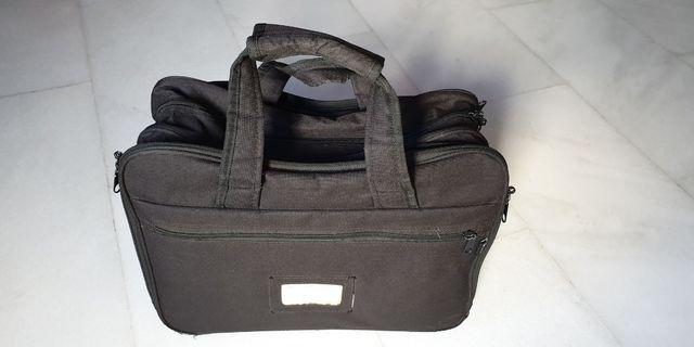 Hand Carry Laptop Luggage Carrier Bag