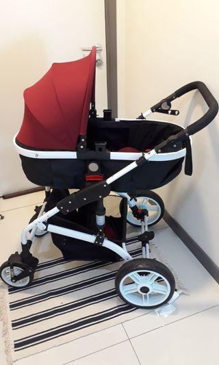 Multifuntion Stroller Like New