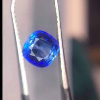 Blue Sapphires Heated 2019- K044