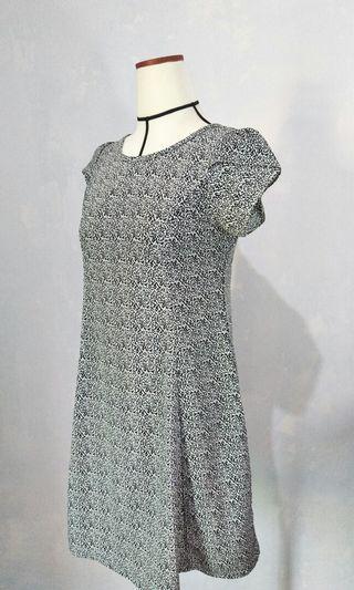 Twisted Mini Dress