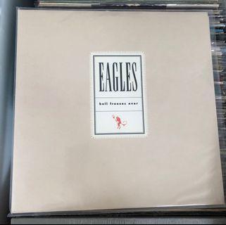 出售:全新(Unoffical 荷蘭版) Eagles hell freezes over 2xLP 黑膠唱片