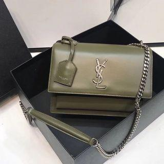 YSL Sunset Shoulder Bag