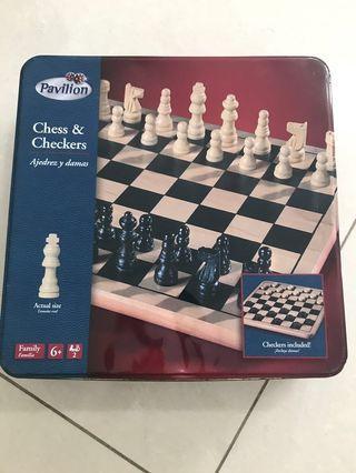 🚚 Pavilion Chess & Checkers