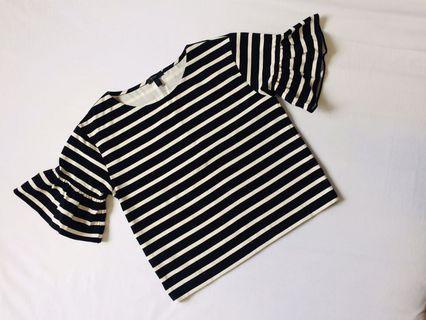J Crew Cute striped top
