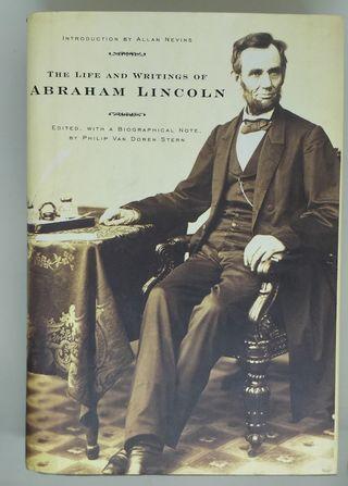 Buku The Life and Writing of Abraham Lincoln (English)