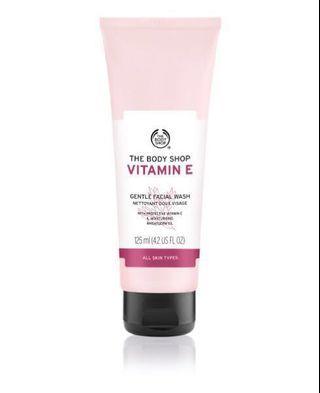 Vitamin E Face Wash 125ml