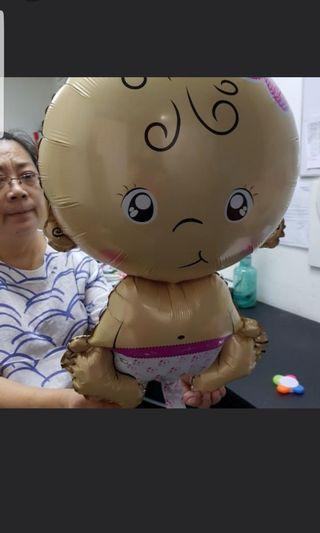 A BIG BABY BALLOON?$5?