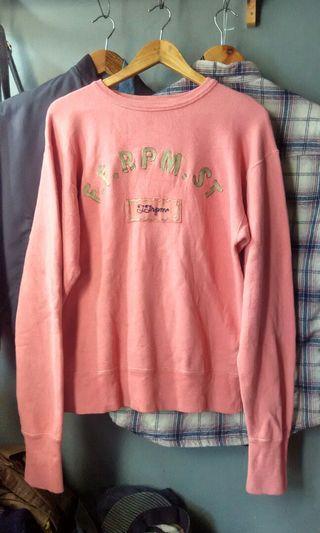 Men's Sweatshirts 45 rpm japan