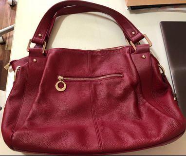 OFLAN handbag from Mongolia