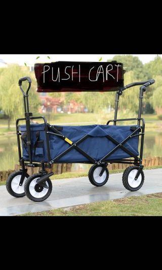 Foldable Trolley Cart Wagon