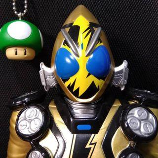 Kamen Rider Fourze Electric States ORIGINAL by Bandai Soft vinyl figurine action figure #CherasLM