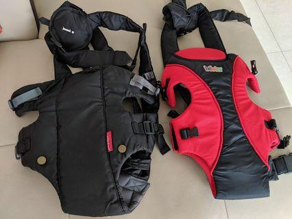 🚚 Baby Carrier to bless
