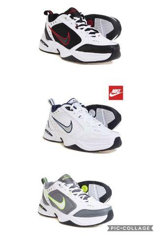 [PO] NIKE AIR MONARCH IV SNEAKERS SHOES