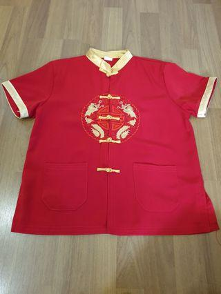 🚚 Chinese Traditional Costume  (Silk) @ $10