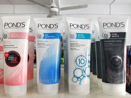 Pond's Facial Foam