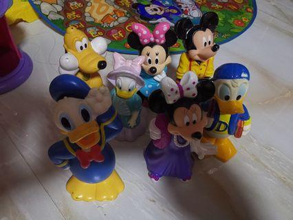 Mickey mouse clubhouse figure