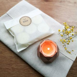 Scented Soy Tealights No 005 Refresh