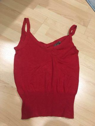 Red MNG Top