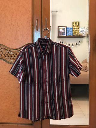 Kemeja/Shirt Stripes Pattern