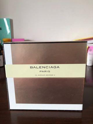 🚚 BALENCIAGA 巴黎世家 香水禮盒
