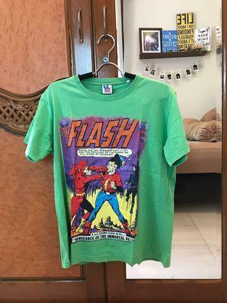 T-Shirt/Kaos Superhero The Flash