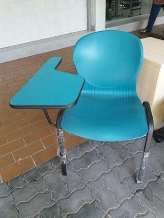 Study chair with side table ( 80pcs )
