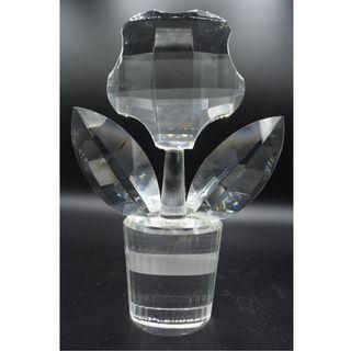 Bohemia Flower Pot Crystal Display