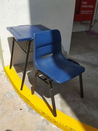 Study table + chair ( 50 sets )